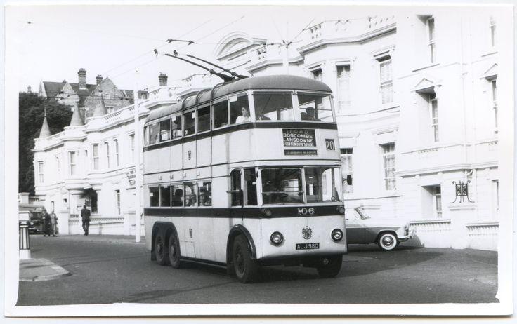 https://flic.kr/p/bqHmS8 | Bath Road, Bournemouth, Dorset | ALJ980 (106)