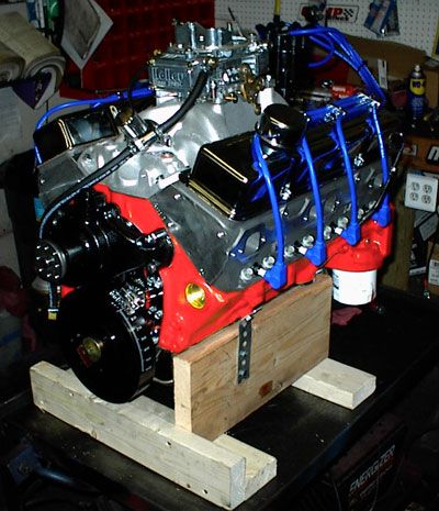 56 best BluePrint Engines In Action images on Pinterest Engine - fresh blueprint engines 383 stroker crate motor