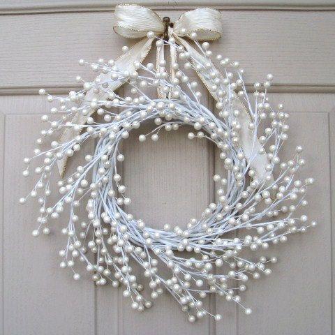 Wedding Wreath Door Wreath Wedding Decoration by AWorkofHeartSA $65.00 & 130 best Diy bridal shower u0026 wedding wreaths images on Pinterest ... pezcame.com