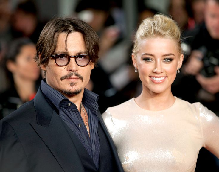 Amber Heard, Johnny Depp Are Engaged! 1/17/14