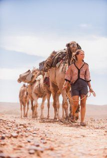 Tracks (2013) - A young woman goes on a 1,700 mile trek across the deserts of West Australia with her four camels and faithful dog.