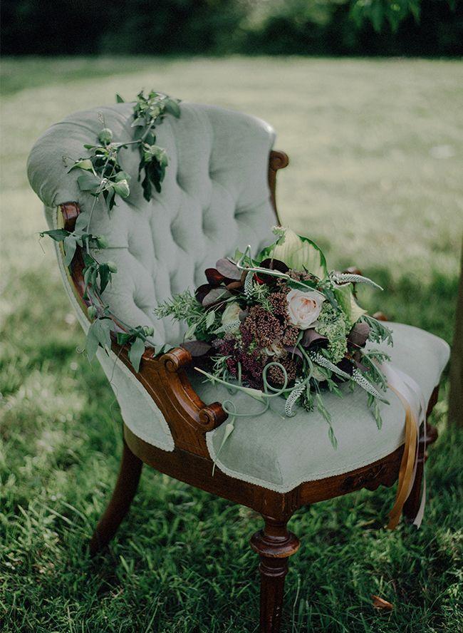 Elegant Barn Wedding Inspiration - Inspired by This