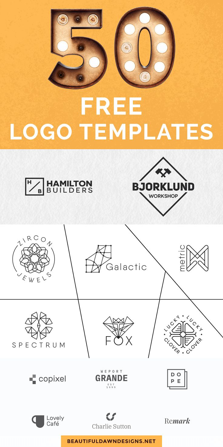 Having a logo is a great way to add a personal and professional touch to your blog or business. A logo can be used in your blog header, on your business cards, on your social media profiles and more. Here are over 50 free logo templates that you can download for free. Most of these[Continue Reading...]