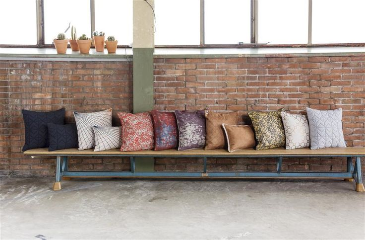 A grasp of our cushion collection