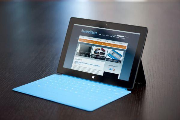 Recensione di #AnandTech di #Surface Pro - #Microsoft