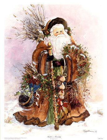 Old World Santa Claus | santa s bounty
