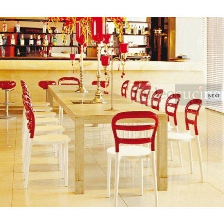 2 sedie fast design minimalista trasparenti metacrilato for Sedie design furniture e commerce