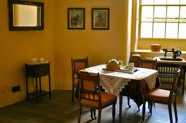 Servants' Quarters in Victorian Times: Simple but Lovely