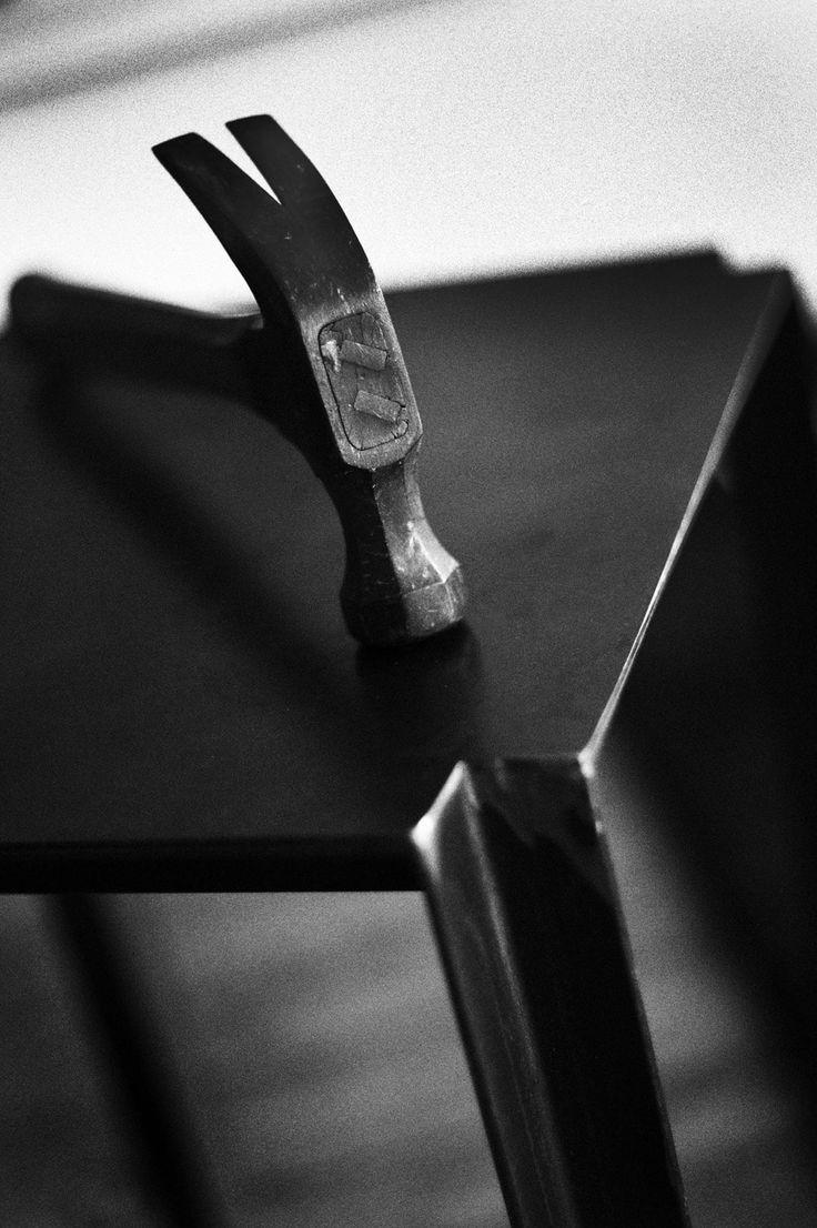 <p></p><p>Hammer © Ralph Gibson</p><p></p>