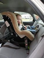 How long should I keep my child in a rear-facing car seat?   BabyCenter