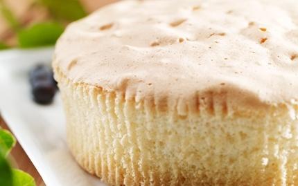 Fluffy sponge cake (Sienikakkupohja)