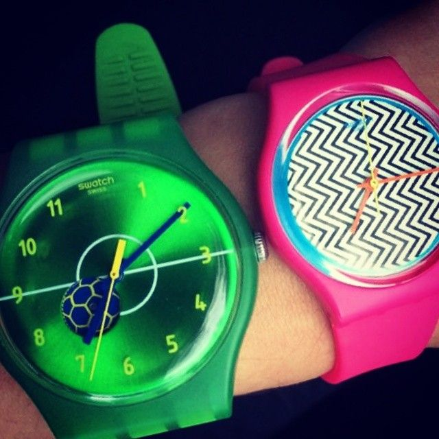 #Swatch: Favourit, Instagram, Watches, Swatch