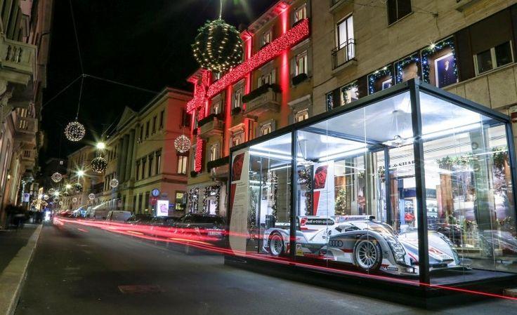 #Audi #DesignWeek 2015 #Milan