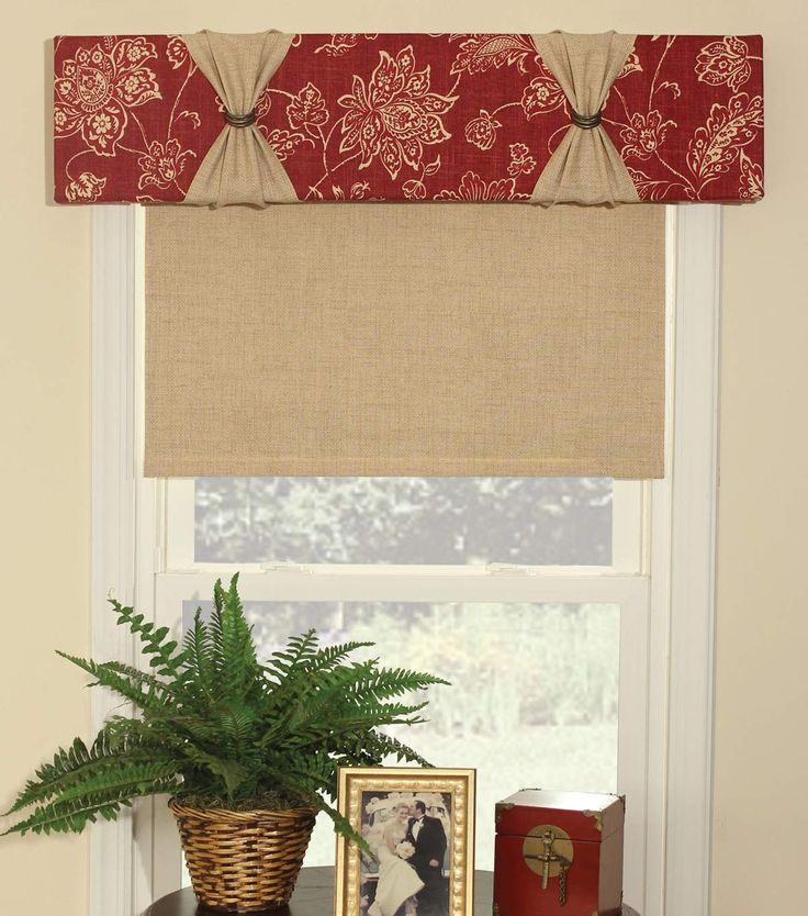 1000 ideas about no sew valance on pinterest valances for Kitchen valance ideas pinterest