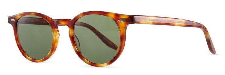 Ian Somerhalder Wears Barton Perreira Sunglasses