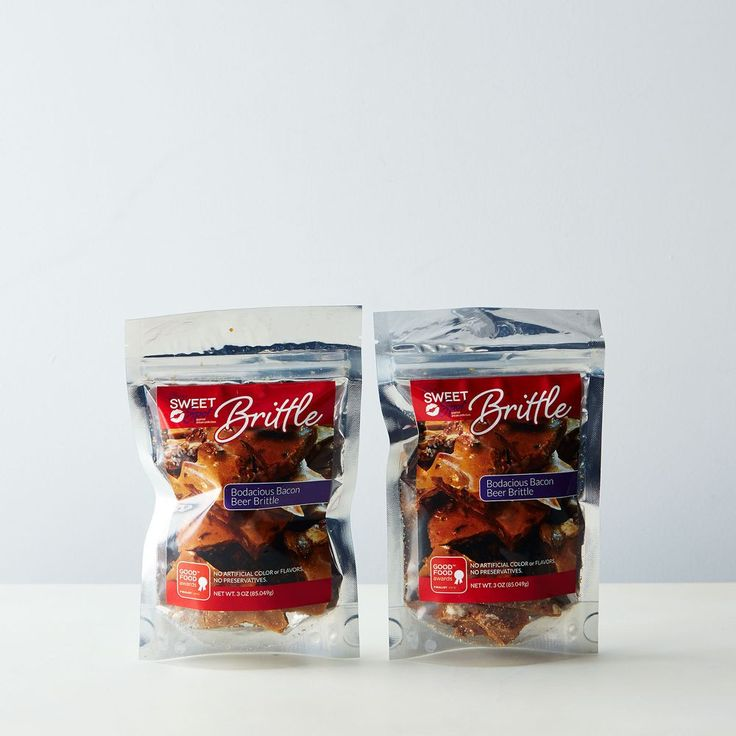 Bodacious Bacon Beer Brittle (2 Bags) on Food52