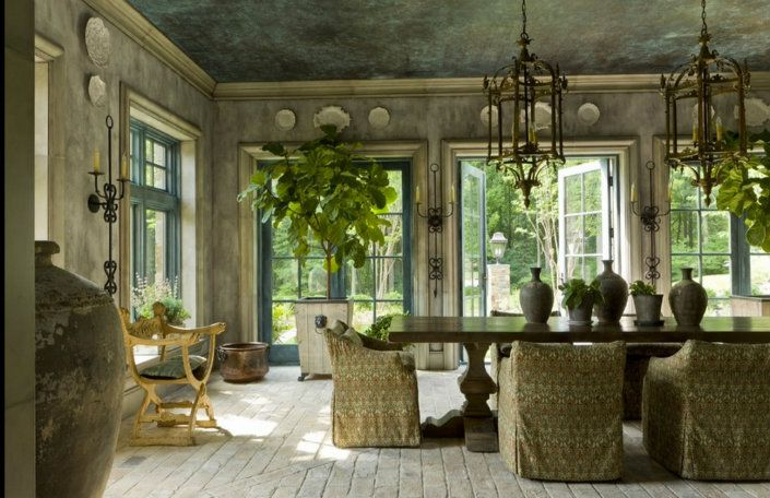10 fresh spring interior design trends