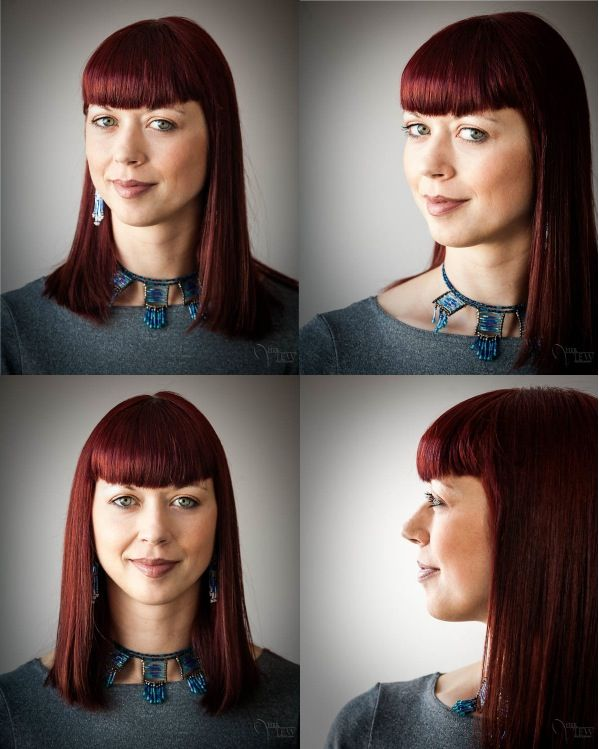 NEW: In this tutorial we examine facial views and camera angle and how to select and use both to your advantage and to flatter your subjects.