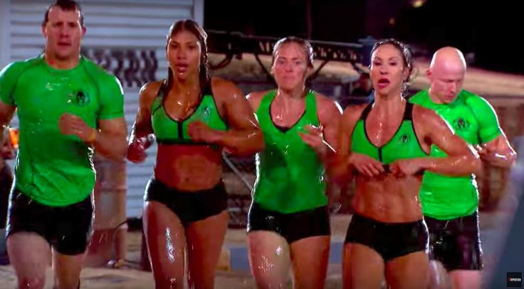 Watch American Ninja Warriors take teamwork to a new level on Spartan: Ultimate Team Challenge - American Ninja Warrior Nationclockmenumore-arrowsbnation-anwsbnation-anw : We usually see them compete individually, but they make one heck of a team!