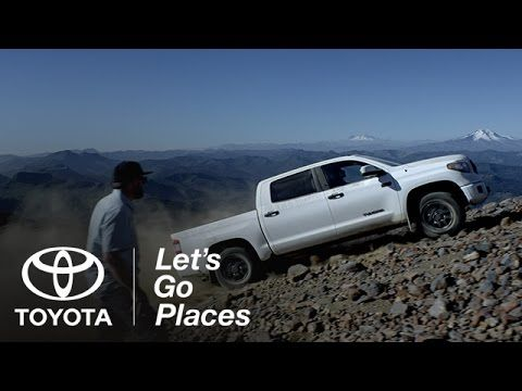 The #Toyota #Tundra TRD Pro is one tough truck! Check out this video of the Tundra taking on the rugged terrain of Chile: https://youtu.be/O0MjoU0saKM