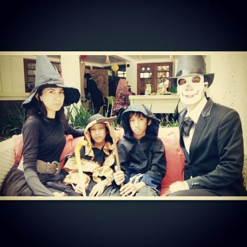 Witch ,Mage, Assasin Creed, Skull Wizard #diy for #costumeparty #lilfam