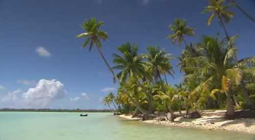 Путешествия на остров Таити, Французская Полинезия