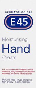 #E45 Hand Cream 50ml