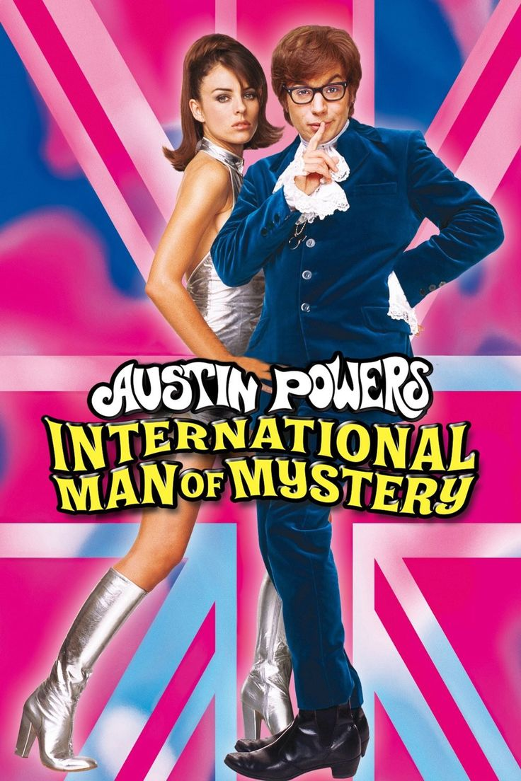 Austin Powers: International Man of Mystery (1997) - Watch Movies Free Online - Watch Austin Powers: International Man of Mystery Free Online #AustinPowersInternationalManOfMystery - http://mwfo.pro/101632
