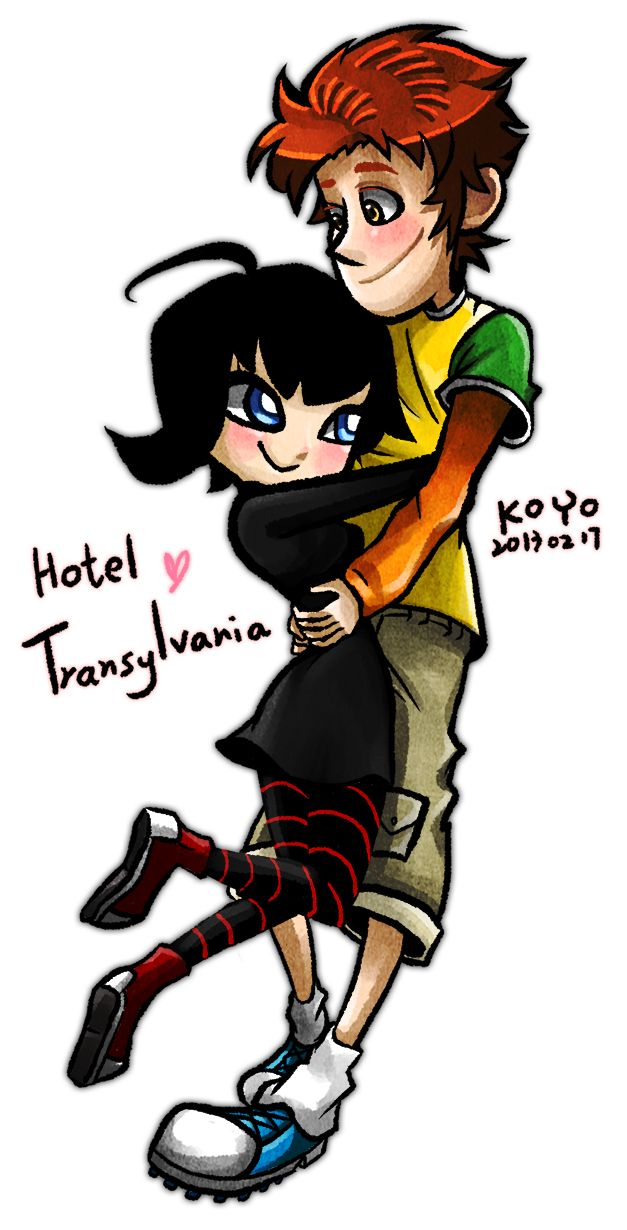 Awww! This fan art of Johnny and me is making me swoon... Thanks for capturing us in a sweet moment, Koyo Adorkabowl!