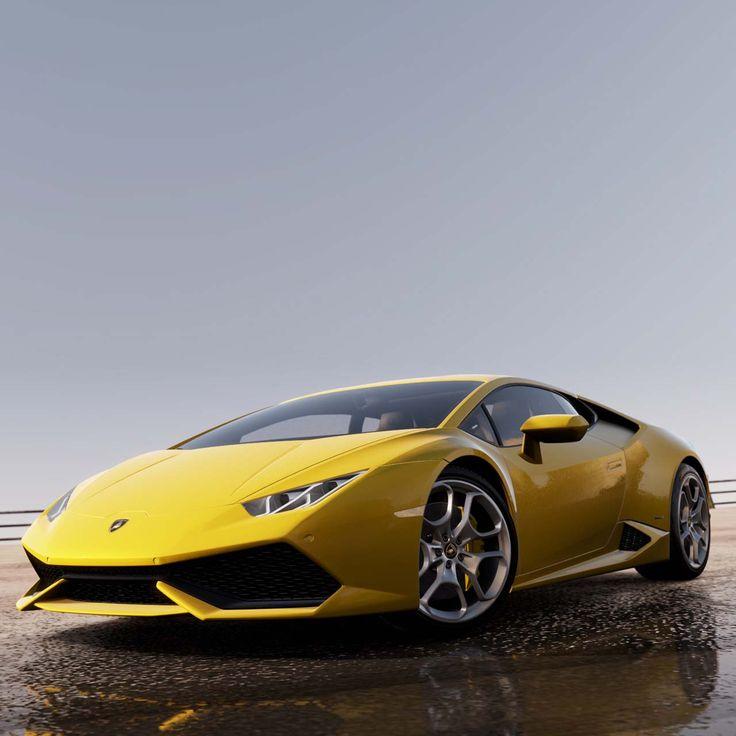 The New Lamborghini Huracán LP 610-4 is the Hero of Forza Horizon 2