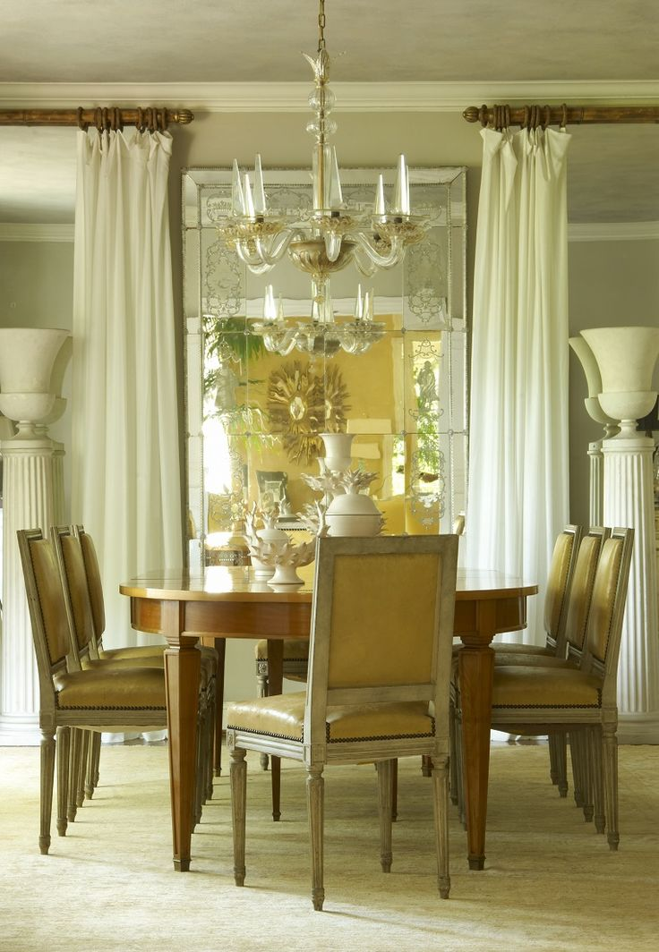 Jan Showers DINING ROOM COUNTRY