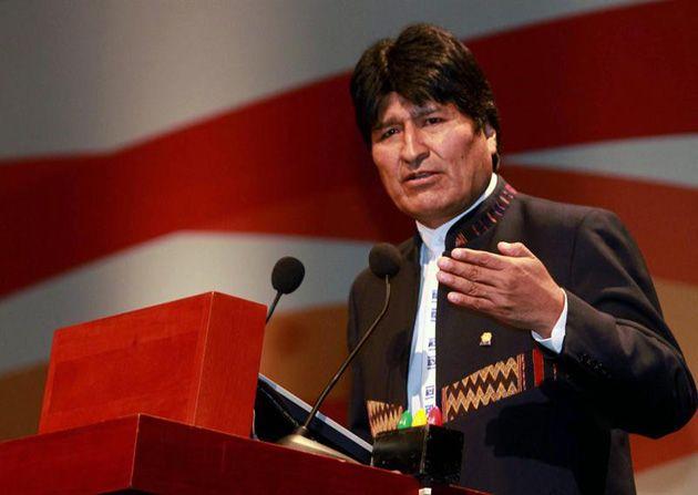 """Evo Morales ratifica que el nódulo en su garganta """"no es maligno"""""""