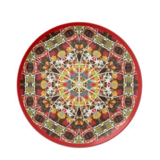 Xmax Mandala Plate