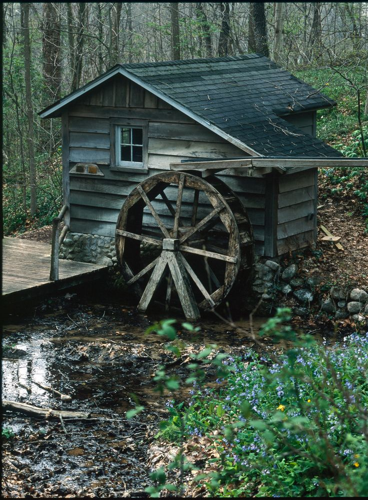 1000+ Ideas About Water Wheels On Pinterest