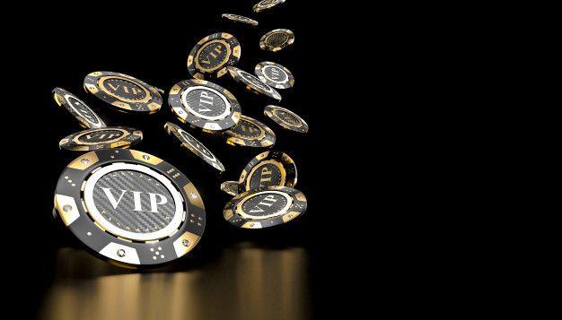Vip Golden Casino Chips Casino Chips Casino Chip Art