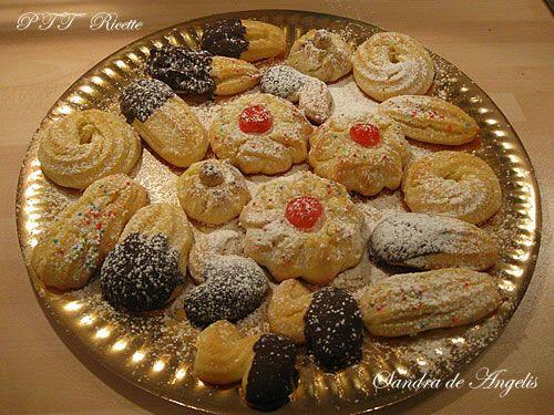 biscotti di pasta frolla morbida