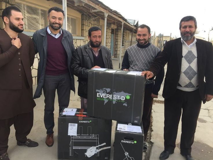 Index contributes to a visually impaired school in Afghanistan