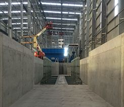 Final installation stages have now begun at the new Kingfield galvanising plant in Somerton. AWE will be busy through till Christmas assisting Kingfield and the Scheffer Engineers installing the new automated crane system, along with acid tanks and furnace preparation for the new plant. The first two weeks saw us complete 16 full strength Butt […]