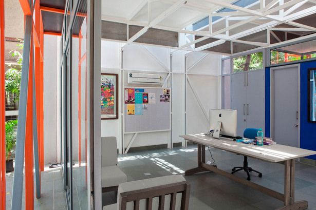 Pavilion of Incremental Form | Anthill Design; Photo: Deepshikha Jain, Hazel Karkaria | Archinect