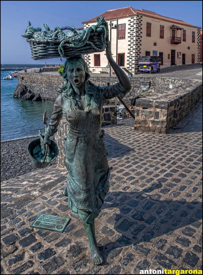 Puerto de la Cruz, Canary Islands by antoni targarona , via 500px