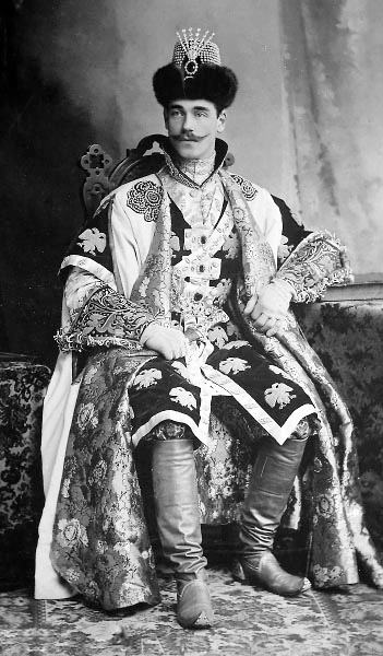 Grand Duke Mikhail Nikolaievich of Russia