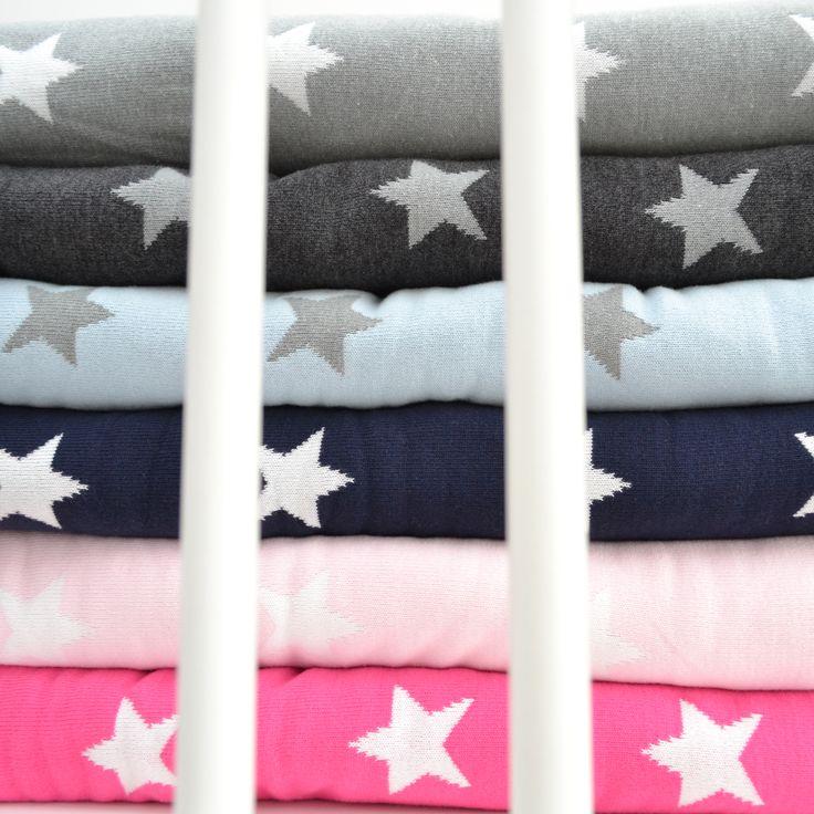 Baby's Only boxkleed ster antraciet / grijs uit de online shop van Babyaccessoires.eu. In allerlei kleuren.