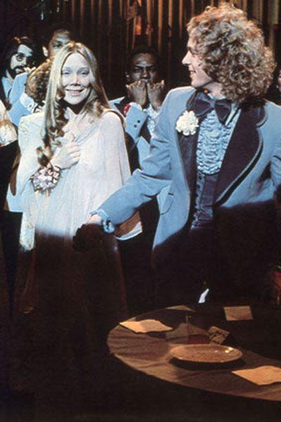 1976 carrie white dress