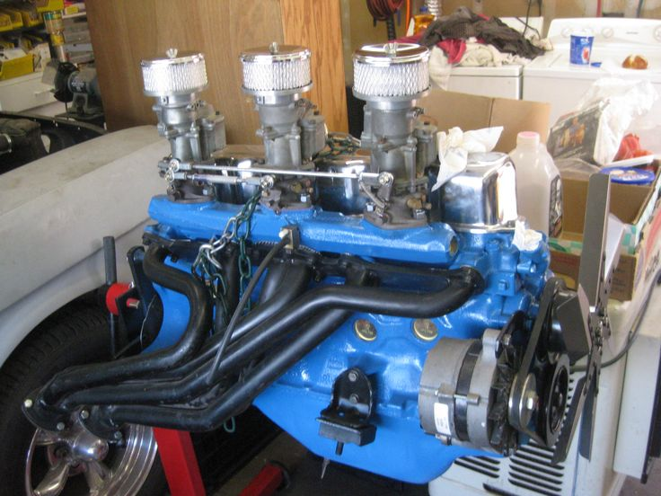 clifford headers ford 200 Google Search Mustang 6