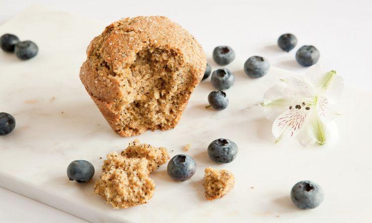 Muffiny s jáhly a mákem | KITCHENETTE