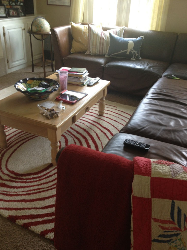 ikea eivor cirkel rug living tv room pinterest
