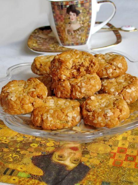 АНЗАК — австралийское овсяное печенье | Кошкин дом