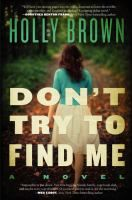 When a fourteen-year-old runs away, her parents turn to social media to find her--launching a public campaign that will expose their darkest secrets and change their family forever, in this suspenseful and gripping debut for fans of Reconstructing Amelia and Gone Girl. Don't try to find me. Though the message on the kitchen white board is written in Marley's hand, her mother Rachel knows there has to be some other explanation. Marley would never run away.