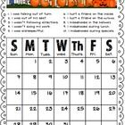behavior calendars 2012-2013 {free printables}