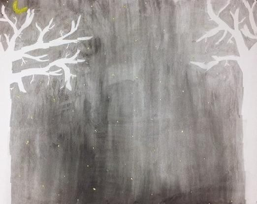 White Trees by Olivia Marie Smith